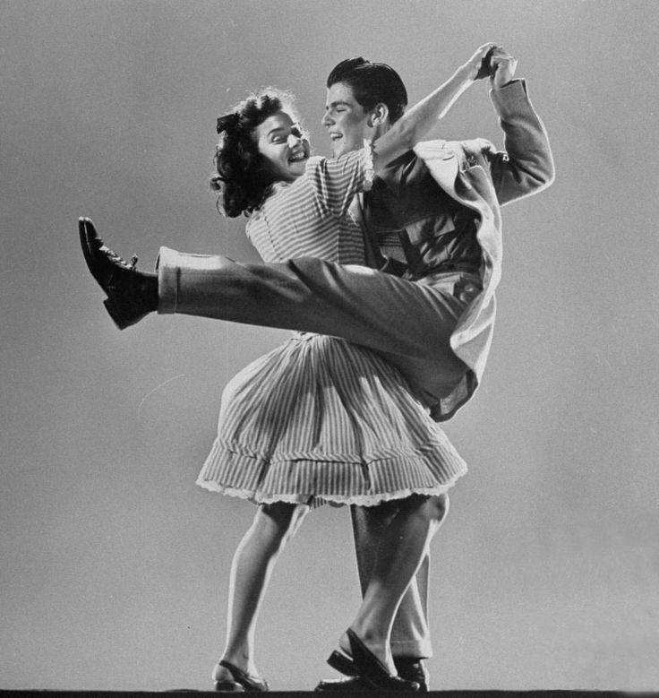 Крутые, ретро танцы картинки