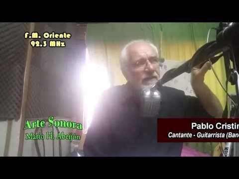 ARTE SONORA 020 Pablo Cristin   Gabriel Rodríguez