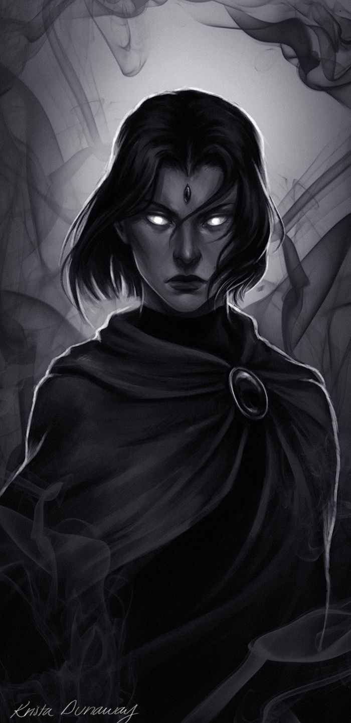 Raven by Krista Dunaway