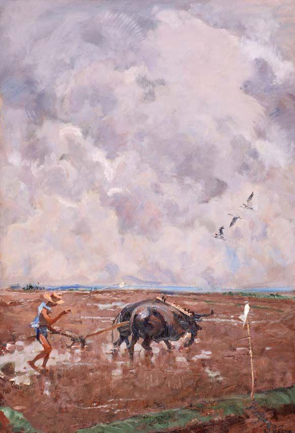 Roland Strasser (Wenen, 1885 – 1974) - Sawa Flover