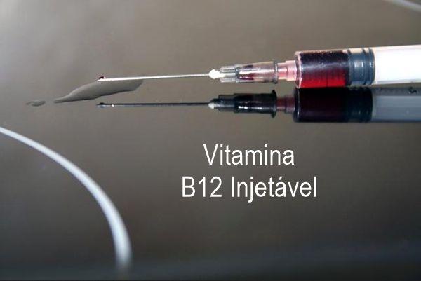 Quem tem problema de absorção de B12 deve receber a vitamina B12 injetável. Indicada para combater a anemia, envelhecimento precoce da pele e muito mais.