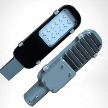 12W Waterproof LED Street Light IP65 AC85-265V For Outdoor Lighting
