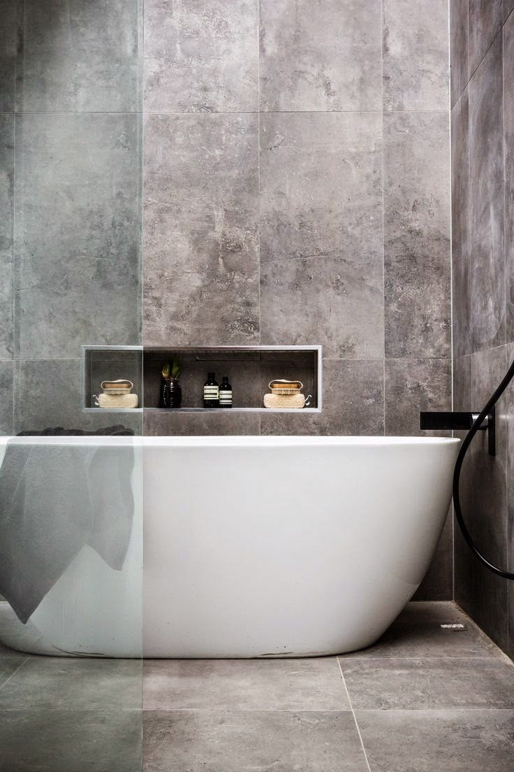 Badezimmer ideen halb geflieste wände  best bathroom images on pinterest  modern bathrooms bathroom