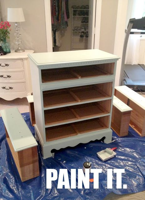 How to paint laminate furniture in 3 easy steps! Amazing ...