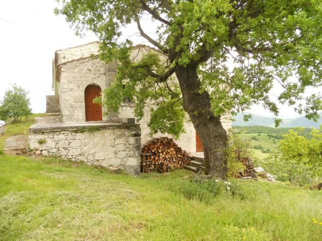 Beautiful little stone house with land. Full of character. Needs internal renovation. 2000 sq m garden. 43k euros