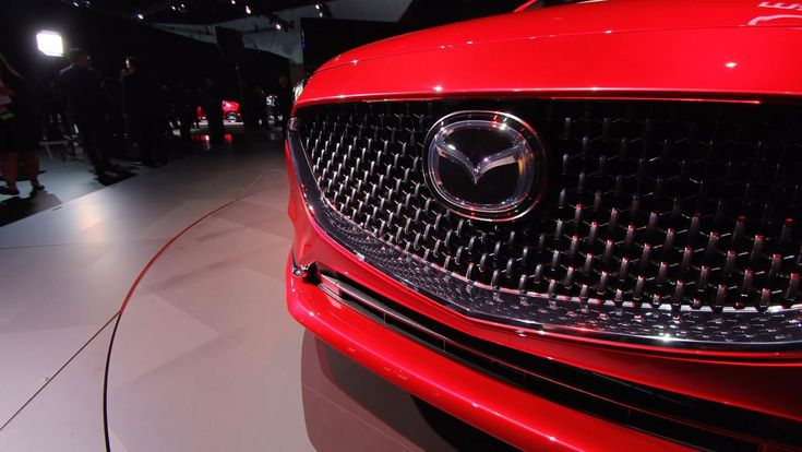 Mazda 6 2018 pictures from the Los Angeles Auto Show