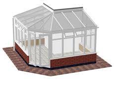 Wrap around conservatory idea