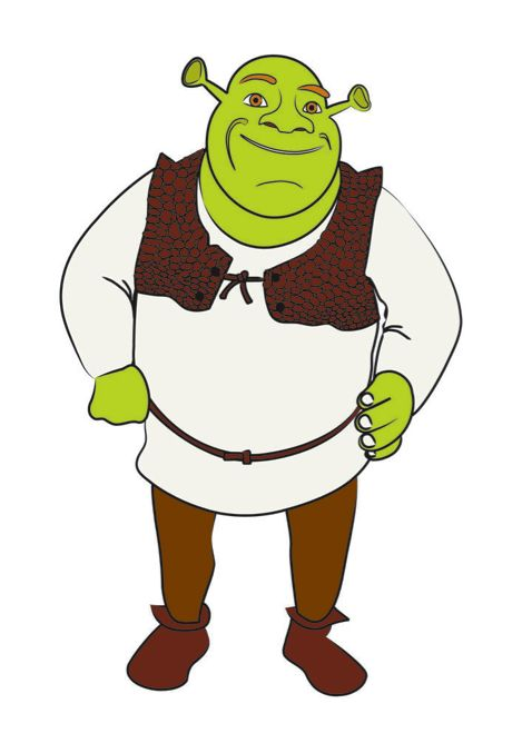 How to Draw Shrek -- via wikiHow.com