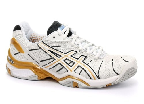 asics tennis mens shoes size 9