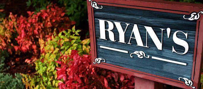 Ryan's Restaurant -Steaks-Chops & Seafood