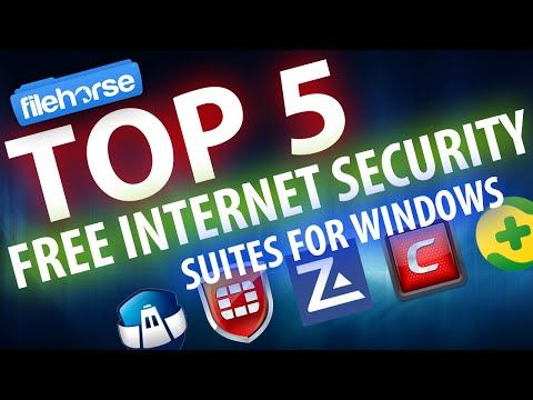 Video of the day!  CLICK HERE: https://youtu.be/luj_YiH-4F0  Top 5 Free Internet Security Suites for Windows!