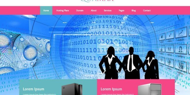 36+ Best Responsive HTML5 Web Hosting Templates
