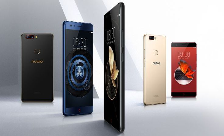 Nubia Z17 - new flagship with 8 GB RAM and bezel-less display - KNine Vox