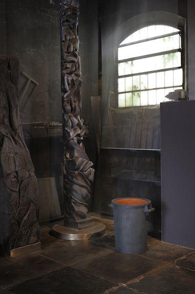 Clymation, Jonathan Monk, Museo Carlo Zauli di Faenza 2015