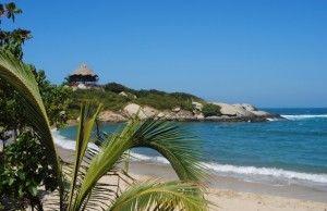 Parque Tayrona - Cabo San Juan www.parque-tayrona.com #colombia #tayrona #travel