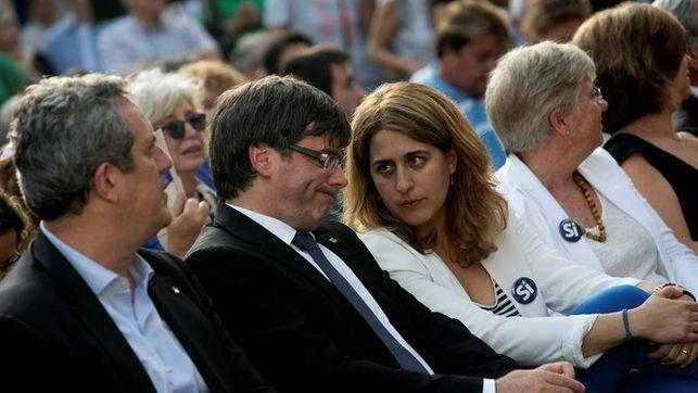"""El PDeCAT pide a Puigdemont frenar la declaración unilateral el lunes: """"Las prisas pueden estropear el sueño"""""""