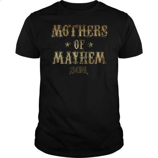 Sons Of Anarchy Mothers Of Mayhem  - #vintage t shirts #kids t shirts. SIMILAR ITEMS => https://www.sunfrog.com/TV-Shows/Sons-Of-Anarchy-Mothers-Of-Mayhem-.html?60505