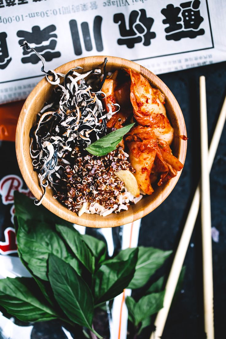 A kimchi story