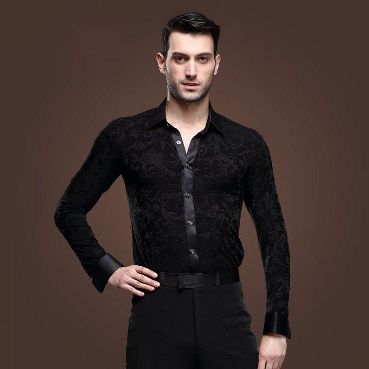 Abito da ballo latino uomo elegante