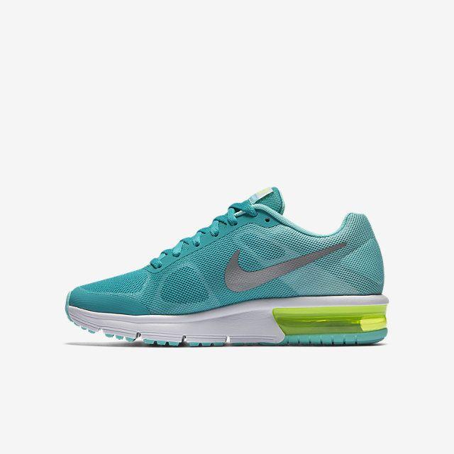 Nike Air Max Sequent (3-6) Older Kids' Running Shoe. Nike