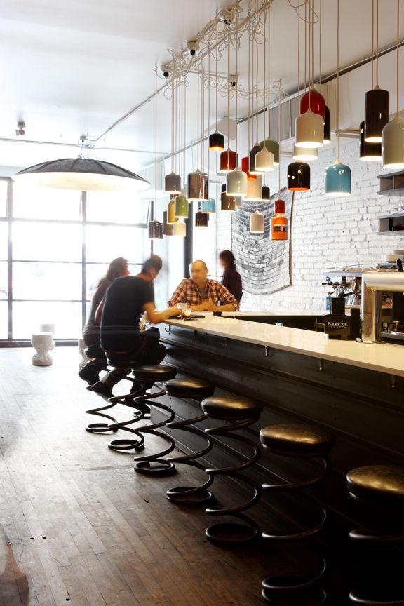 Controversy in Toronto: Parts & Labour Restaurant & Club Remodelista