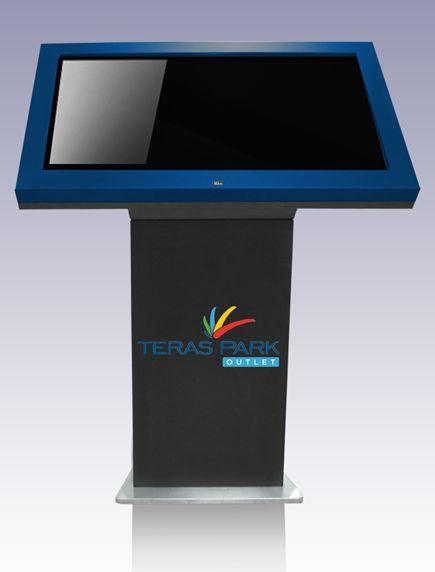 TerasPark AVM müşterileri için dokunmatik panolar...