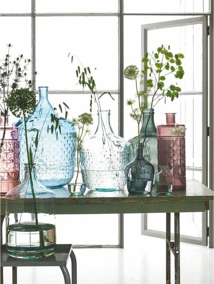 Grijze vaas   Grey vase   Mica Decorations