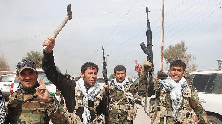 Milisi Syiah Irak Juga Banyak Siksa Warga Sipil Muslim  Milisi Syiah Irak di Fallujah  SALAM-ONLINE: Milisi Syiah di Irak telah menahan menyiksa dan melecehkan warga sipil Muslim yang jumlahnya jauh lebih banyak dari yang diperkirakan Amerika Serikat ketika Kota Fallujah direbut kembali dari tangan ISIS Juni lalu kutip dokumen yang didapatkan Reuters.  Sekitar 700 pria dan bocah laki-laki Muslim (Sunni) hilang dalam dua bulan terakhir setelah benteng ISIS itu jatuh.  Penyiksaan itu terjadi…
