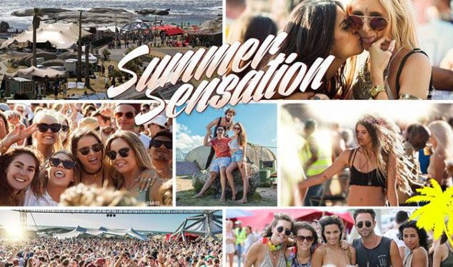 Summer Sensation Beach Party.  Get into the summer swing of things with this sensational beach bash.  http://www.capetownmagazine.com/events/summer-sensation-beach-party/2016-02-20/11_37_56604
