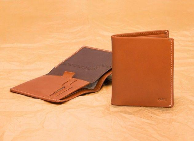 Pierwszy pomysł na prezent - portfel marki Bellroy, model Note Sleeve w kolorze tan. Super pojemny, a przy tym super cienki! Z tym produktem macie również darmową dostawę! #lepremier #pomyslnaprezent https://www.le-premier.pl/portfel-bellroy-note-sleeve-tan-29