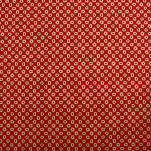 Red Starburst from the Sidewalks range