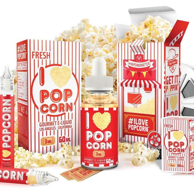 Chi dice che devi andare al cinema per assaporare degli ottimi popcorn?  Con I Love Popcorn potrai godere del gusto croccante di popcorn fresco e saporito con la bontà del burro fuso.  Scegliete un film, spegnete le luci e godetevi l'esperienza del popcorn proprio come al cinema direttamente a casa vostra.