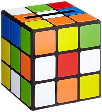 Porta fazzoletti cubo di Rubik Big Bang Theory #LaSoffittaDelPirata #portafazzoletti #cuborubik #bigbangtheory