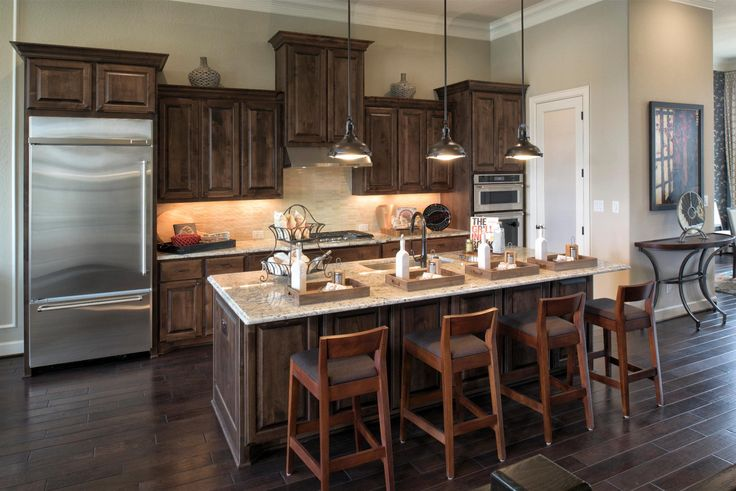 Toll Brothers At Somerset Green TX Kitchens Pinterest Home