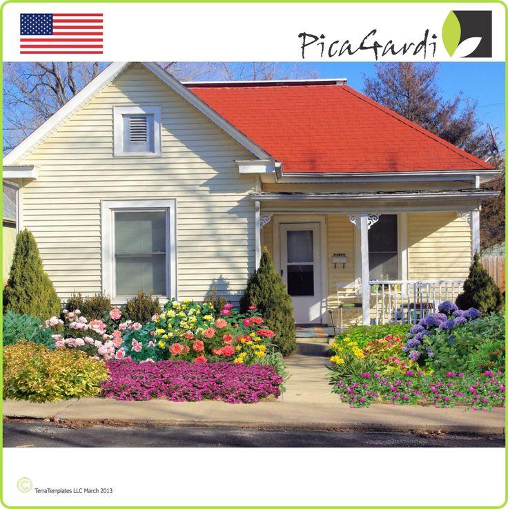 9 Cottage Style Garden Ideas: 15 Best Images About Unique Garden Ideas On Pinterest