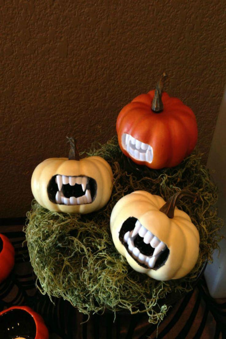 Ideas about vampire pumpkin on pinterest batman