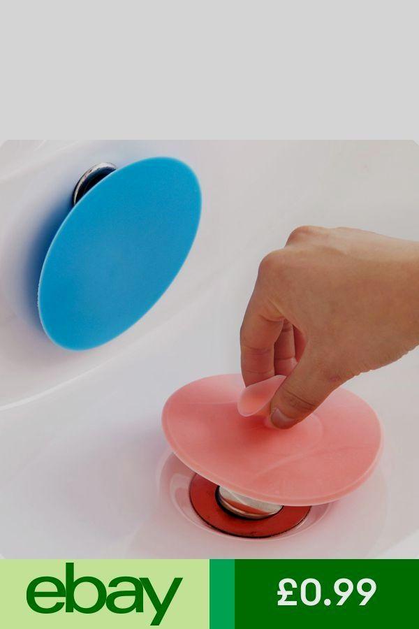 Rubber Drain Plug Sink Bathtub Stopper Kitchen Washroom Water Bath Room Basin Fo Basin Diy Plumbing Bathroom Items