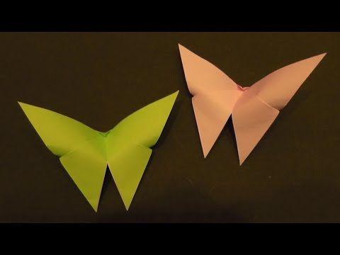 クリスマス 折り紙 折り紙 ちょうちょ 立体 : pinterest.se