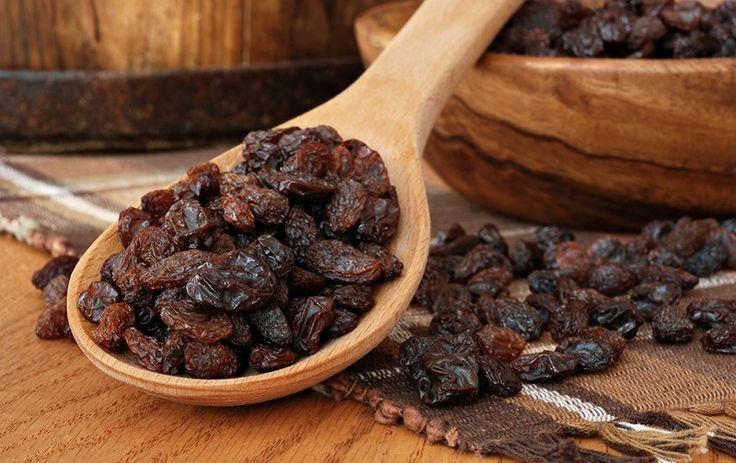 Мягкое очищение печени за 2 дня: изюм, вода и никаких побочных эффектов…