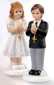 Communion figure - standing - 3.95EUR - Craft Heaven : Craft supplies, Cakeware, Crystals & Angels