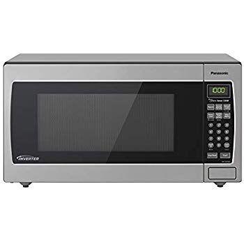 Panasonic Microwave Oven Nn Sn766s Stainless Steel Countertop