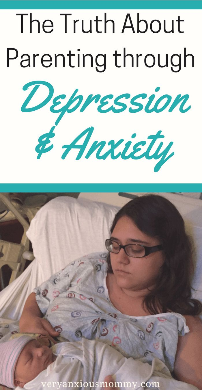 how to parent through depression and anxiety. Depression and mom