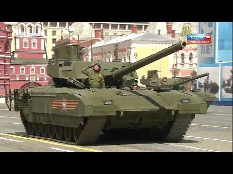 Russia TV - Russia Victory Day Parade 2015 : Full Army & Air Force Military Assets Segment [720p] - YouTube