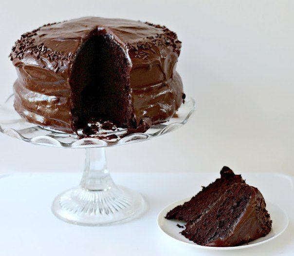 Шоколаднейший из всех тортов