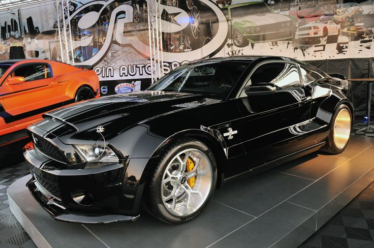 picture of BLACK 2015 Mustang only 1000 made | SEMA 2011: Shelby GT500 Super Snake Widebody | Mustangs Daily