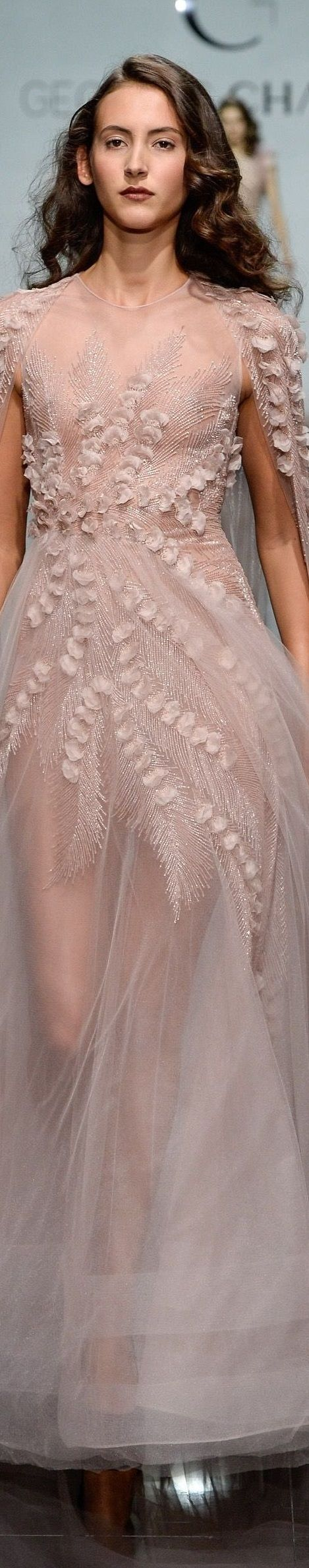 Georges Chakra fall 2016 couture                                                                                                                                                                                 More