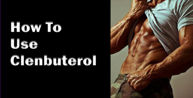 How To Use Clenbuterol
