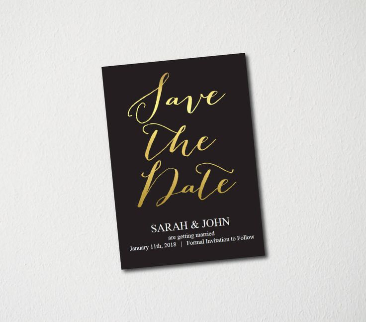 Best Save The Date Announcement Images On