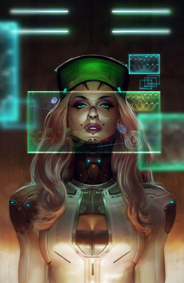 A New Age: Cyberpunk by Dave Keenan