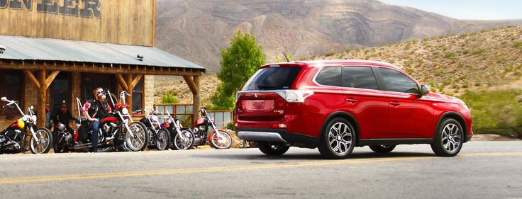 The new 2015 Mitsubishi Outlander - Crossover SUV from our partner. Charge faster with the Mitsubishi recommended Level 2 #AeroVironment #EV #chargers http://store.evsolutions.com/mitsubishi-ev-chargers-c38.aspx